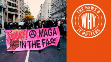 Trump Supporters' March in DC INFILTRATED by Counterprotesters | The News & Why It Matters | Ep 664
