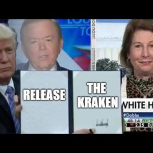 TRUMP WANTS ALL PATRIOTS TO KNOW THE FOLLOWING BEFORE HIS LEGAL TEAM RELEASES THE KRAKEN! [DOMINION]
