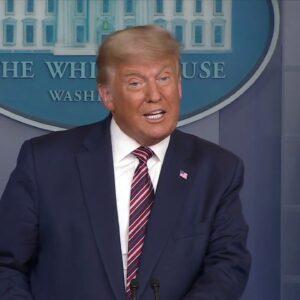 11/05/20: President Trump Delivers Remarks