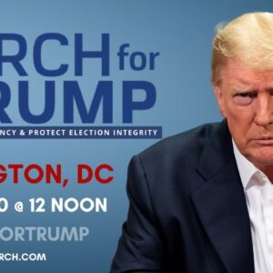🔴 Watch LIVE: March For Trump in Washington, D.C. All Day LIVE Coverage