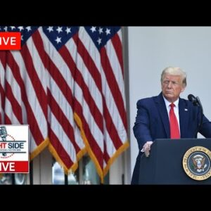 🔴 LIVE: President Trump Delivers Remarks from The Rose Garden on Operation Warp Speed 11/13/20