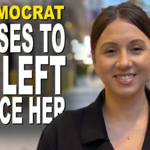 Ex Democrat Refuses To Let Left Silence Her