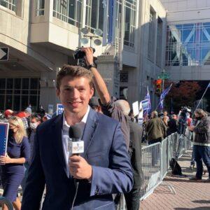 🔴RSBN LIVE: Protests Outside Philadelphia Convention Center
