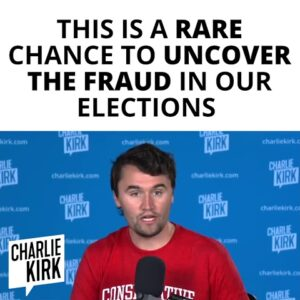 Fraud in our election!
