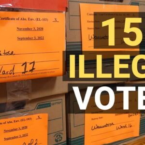 Emergency petition filed after 150k possibly fraudulent ballots ID'd; Subpoena in Georgia election