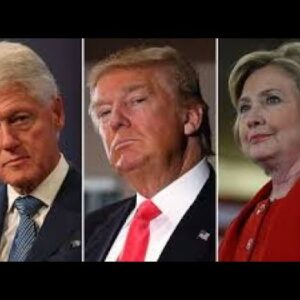 DOMINION VOTING TIED TO BILL & HILLARY! 30 DAYS UNTIL VICTORY! HERE'S WHY... [GA/ALASKA/GIULIANI]