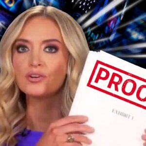 KAYLEIGH MCENANY & RNC RONNA MCDANIEL : Here is the PROOF !!
