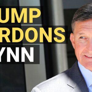 Judge blocks certification of Pennsylvania election results; Trump grants Flynn full pardon | NTD