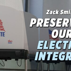 Only State Legislators Can Change Local Election Laws: Zack Smith
