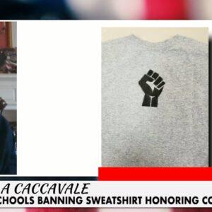 Schools Banning Sweatshirt Honoring Cops