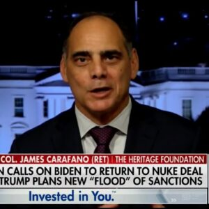 America Cannot Return to an Obama-Era Foreign Policy   James Carafano on Fox Business