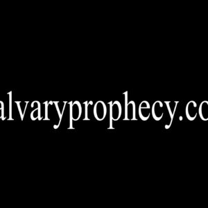 New Developments In The Presidential Election; Where We Are Heading In Bible Prophecy!