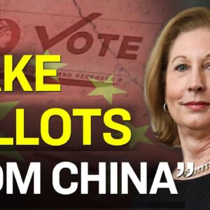 Powell: Planeload of Fake Chinese Made Ballots Arrive from Mexico | Epoch News | China Insider