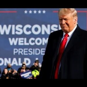 Trump Campaign Files Lawsuit in Wisconsin Over 221,000 Illegal Absentee Ballots, Biden Lead Just 20k