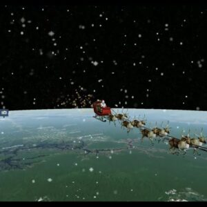 LIVE: Tracking Santa Claus on Christmas Eve 2020 - LIVE Santa Tracker from NORAD & Music