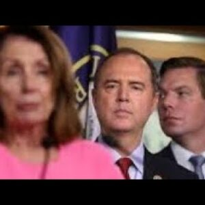 WTH?! NANCY PELOSI KNEW ABOUT SWALWELL'S CHINESE SPY CONNECTION AND STILL PUT HIM ON INTEL COMMITTEE