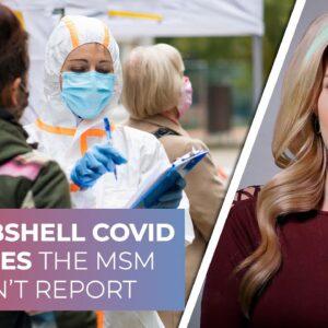 5 bombshell COVID studies the MSM won't report