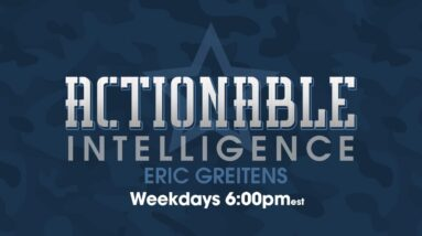 Actionable Intelligence w/ Eric Greitens 12.14.20