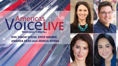 America's Voice Live w/ Tudor Dixon & Steve Gruber 12.14.20