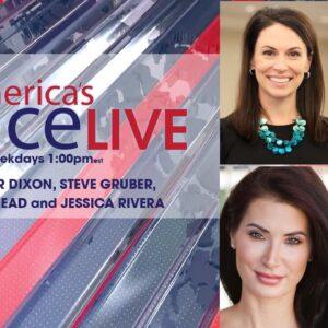 America's Voice Live w/ Tudor Dixon & Steve Gruber 12.8.20
