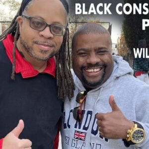 Black Conservative Patriot with Will Johnson