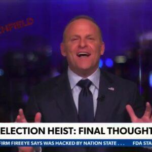 BOMBSHELL! Stinchfield Smoking Gun Election Fraud Discovered