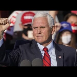 Mike Pence Being Sued By Texas Representative Louis Gohmert Over Electoral Count Act of 1887