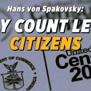 President Trump's Census Policy Is Fair And Legally Sound: Hans von Spakovsky