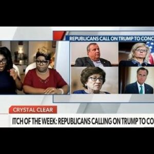 Diamond and Silk call out the Deep State Snake Republicans...
