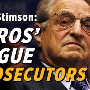 George Soros-Funded Rogue Prosecutors Are Letting Violent Criminals Off The Hook: Cully Stimson