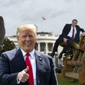 Trump Finally Tosses Barr But is it Too Little Too Late? with Special Guest Larry Klayman