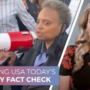 EXPOSING USA Today's phony fact check