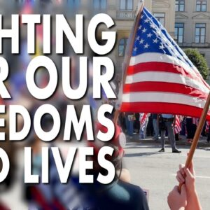 FIGHTING FOR OUR FREEDOMS AND LIVES