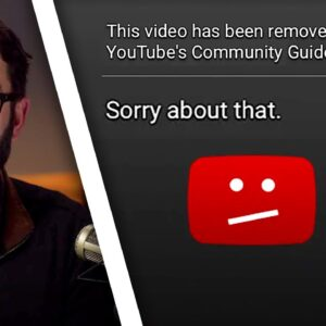 INSANE: YouTube REMOVING Voter Fraud Claims They Disagree With