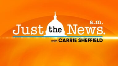Just The News Am w/ Carrie Sheffield 12.14.20.