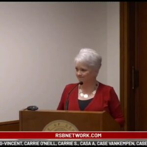 Major Evidence Revealed During GA Hearing, Senate Subcommittee Votes To Audit Fulton County Ballots