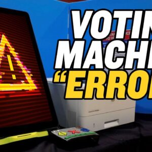 """Dominion Voting Machines """"Designed with Inherent Errors"""" 