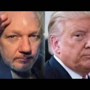 ASSANGE FORMALLY REQUESTS PARDON FROM PRES. TRUMP/FTC VS TECH GIANTS/SOMETHING FISHY @ THE PENTAGON.