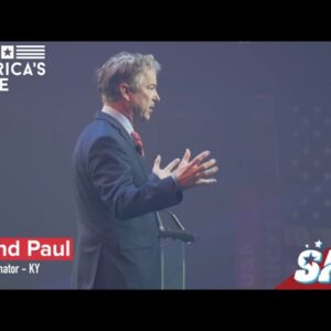Rand Paul - What if everything they told you is a lie?