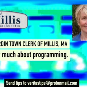 Millis, MA Town Clerk CONFIRMS GLITCH That Sent Mail-In-Ballots To Voters That Didn't Request Them!