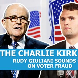 Rudy Giuliani Sounds Off On Voter Fraud — The Charlie Kirk Show 12.04.20
