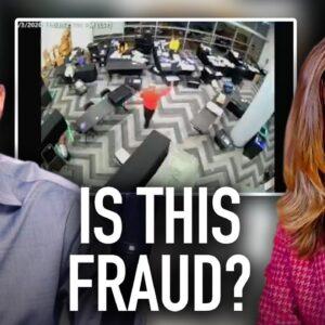Shocking Viral Video Alleges Voter Fraud in Georgia