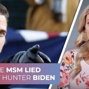 The MSM lied about Hunter Biden