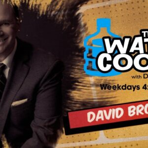The Water Cooler w/ David Brody 12.1.20.
