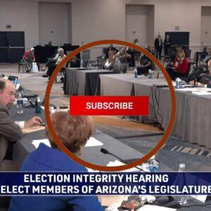 Thousands of Duplicate Ballots Being Scanned - (AZ Election Fraud 2020)