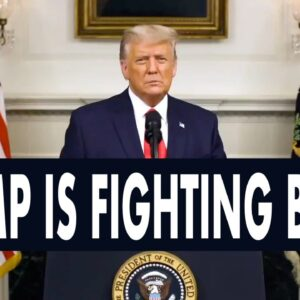TRUMP IS FIGHTING BACK!