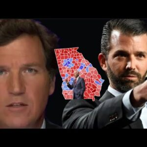 Tucker Carlson - Donald Trump Jr On Voter Fraud Being Covered Up