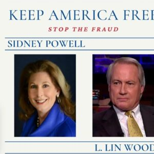 🔴 LIVE: Sidney Powell and Lin Wood Hold Press Conference in Atlanta 12/2/20