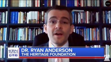 How the Biden Administration is Advancing an LGBT Agenda | Ryan Anderson on CBN