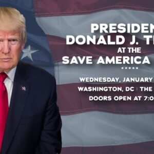 🔴 TRUMP RALLY LIVE IN DC: President Donald Trump at Save America Rally at The Ellipse 1/6/21